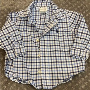 Excellent condition button down 6m